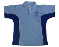 Middle Boys Sport Polo Shirt Carey